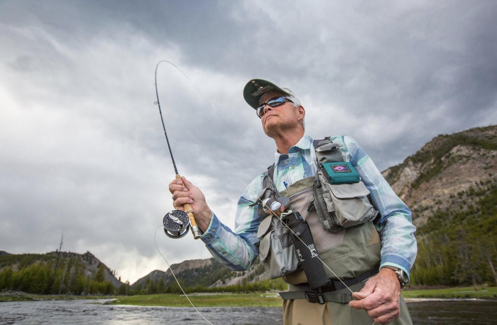 En  revolusjon  innen  fisking